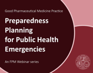 Preparedness training webinar series
