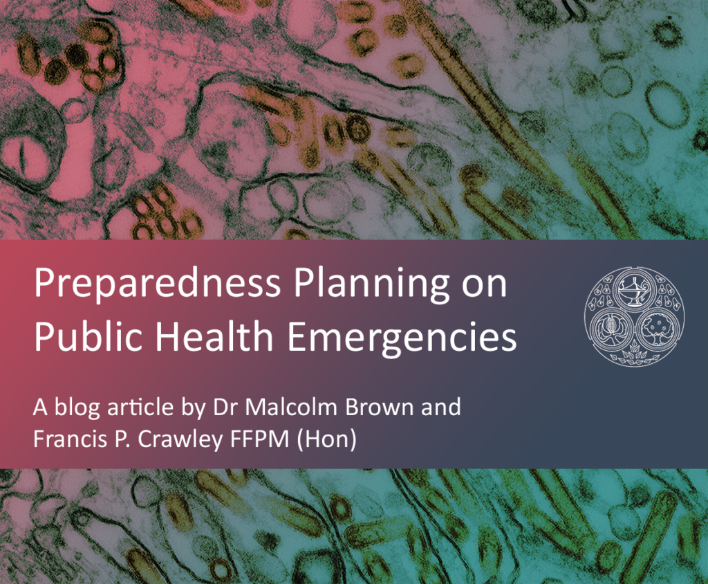 Preparedness Planning for Public Health Emergencies